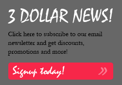 Signup for Email Newsletter